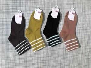 Носки для девочек Шугуан мягкие полоски - фото 17453