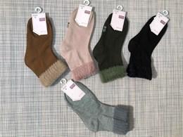 Носки для девочек Шугуан меховаяе резинка