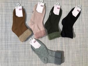 Носки для девочек Шугуан меховаяе резинка - фото 17455