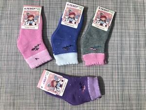 Носки для девочек Клевер цветочки - фото 17469