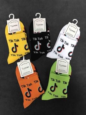 Носки с рисунками ТИК ТОК Средняя длина - фото 18049