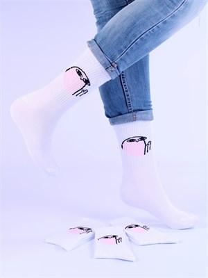 Носки с рисунками и с принтом мемы оптом Ketnipz все ок Nosi Noski - фото 18202