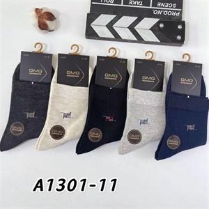 Мужские носки GMG с узором ассорти оптом 1301 - фото 18634