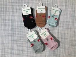 Носки для девочек Шугуан Ягодки