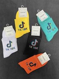 Носки с рисунками унисекс ТИКТОК разные