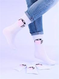 Носки с рисунками и с принтом мемы оптом Ketnipz все ок Nosi Noski