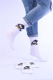Носки с рисунками и с принтом оптом Бетмен Nosi Noski